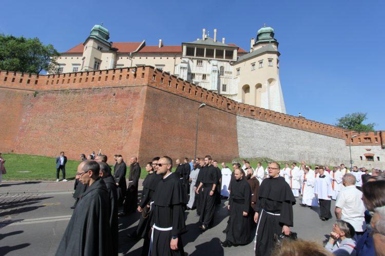 Procesja św. Stanisława - 13 maja 2018
